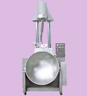 Cooking Mixer GF-380 Hydraulic Lifing Type