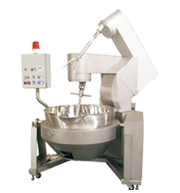 Hydraulic Lifing Type Cooking Mixer